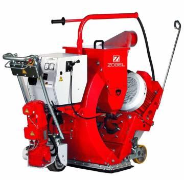 Дробеструйная машина ZB750R30 Zogel 30 кВт