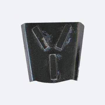 Трапецевидная фреза с 3 алмазными сегментами для СПЛИТСТОУН