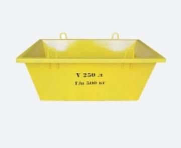 Ящик каменщика ЯК-0,25