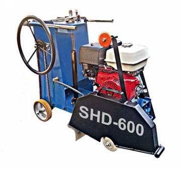 Нарезчик швов SHD-600: ДВС Honda GX390