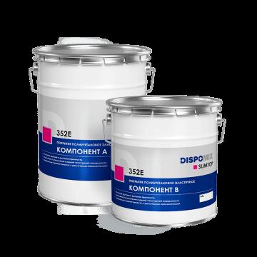 Покрытие полиуретановое эластичное Slimtop 352E, 24 кг