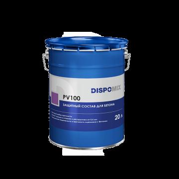 Защитный состав для бетона Dispomix PV100, 20 л