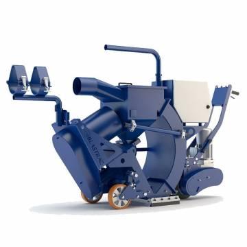 Дробеструйная машина 1-15DS Blastrac