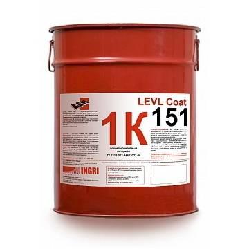 LEVL Coat 151, 19 кг