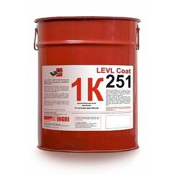 LEVL Coat 251, 33 кг