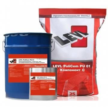 LEVL PoliCem PU 01, Натуральный цвет