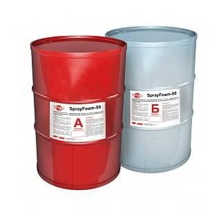 Wetisol SprayFoam-50, 470 кг