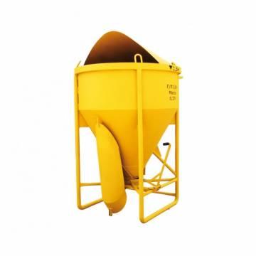 Бункер для бетона Spektrum ББМП-1,5