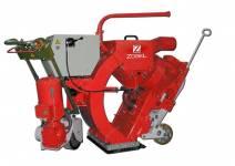 Дробеструйная машина ZB410R15 Zogel 15 кВт в комплекте с пылесосом ZDC-3155M8