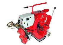 Дробеструйная машина ZB600R22 Zogel 22 кВт в комплекте с пылесосом ZDC-3155M8