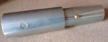 Переходник на рукоятку 3м для гладилки со щеткой