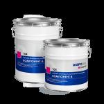 Грунтовка эпоксидная для пористых оснований Slimtop 104, 24 кг