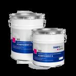Покрытие наливное полиуретановое финишное Slimtop 352, 23 кг