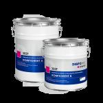 Покрытие наливное эпоксидное финишное Slimtop 302F, 23 кг